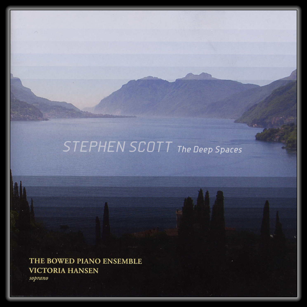 The Deep Spaces Album Cover